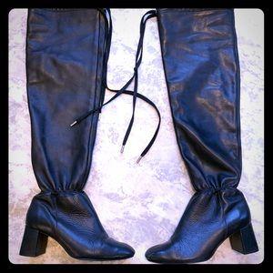 ZARA woman Tall boots